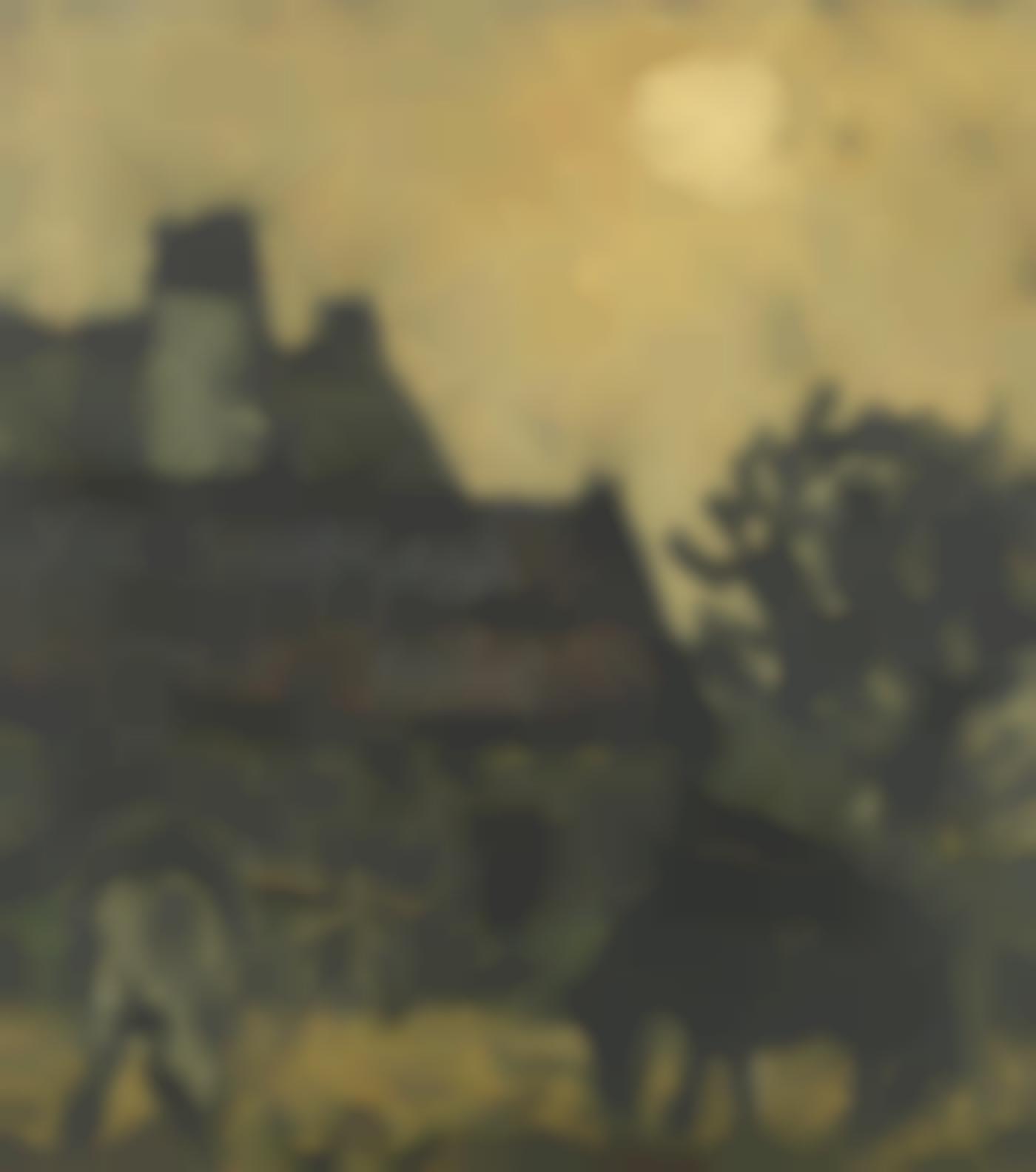 Kyffin Williams - Horse, Rhosson Uchaf (St Davids Head)-