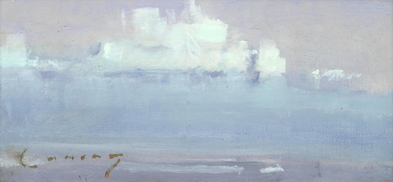 Frederick Cuming N.E.A.C. - Clouds, Camber-