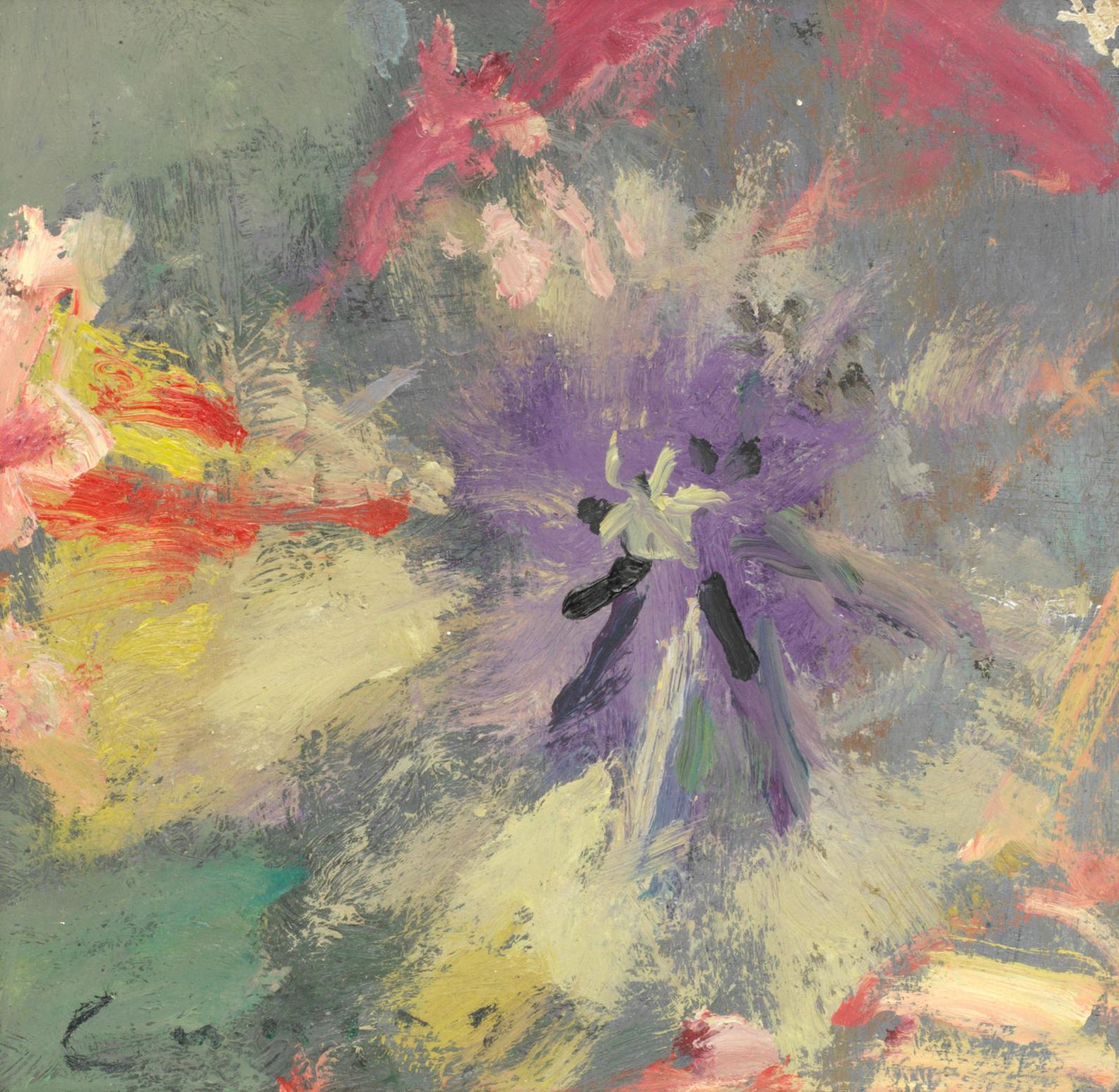Frederick Cuming N.E.A.C. - Tulip Petals-