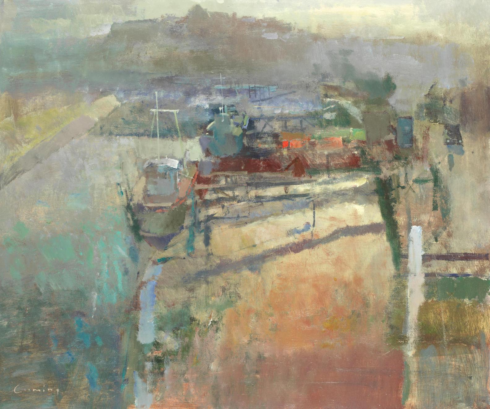 Frederick Cuming N.E.A.C. - Rye Harbour-