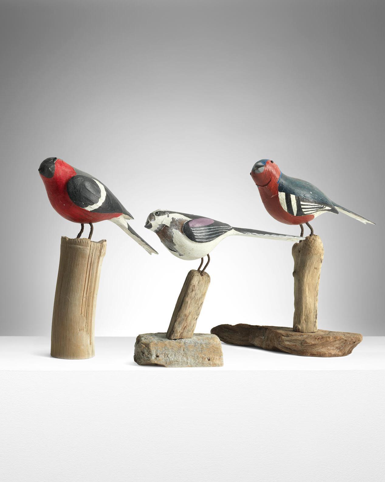 Guy Taplin - Bullfinch-2000