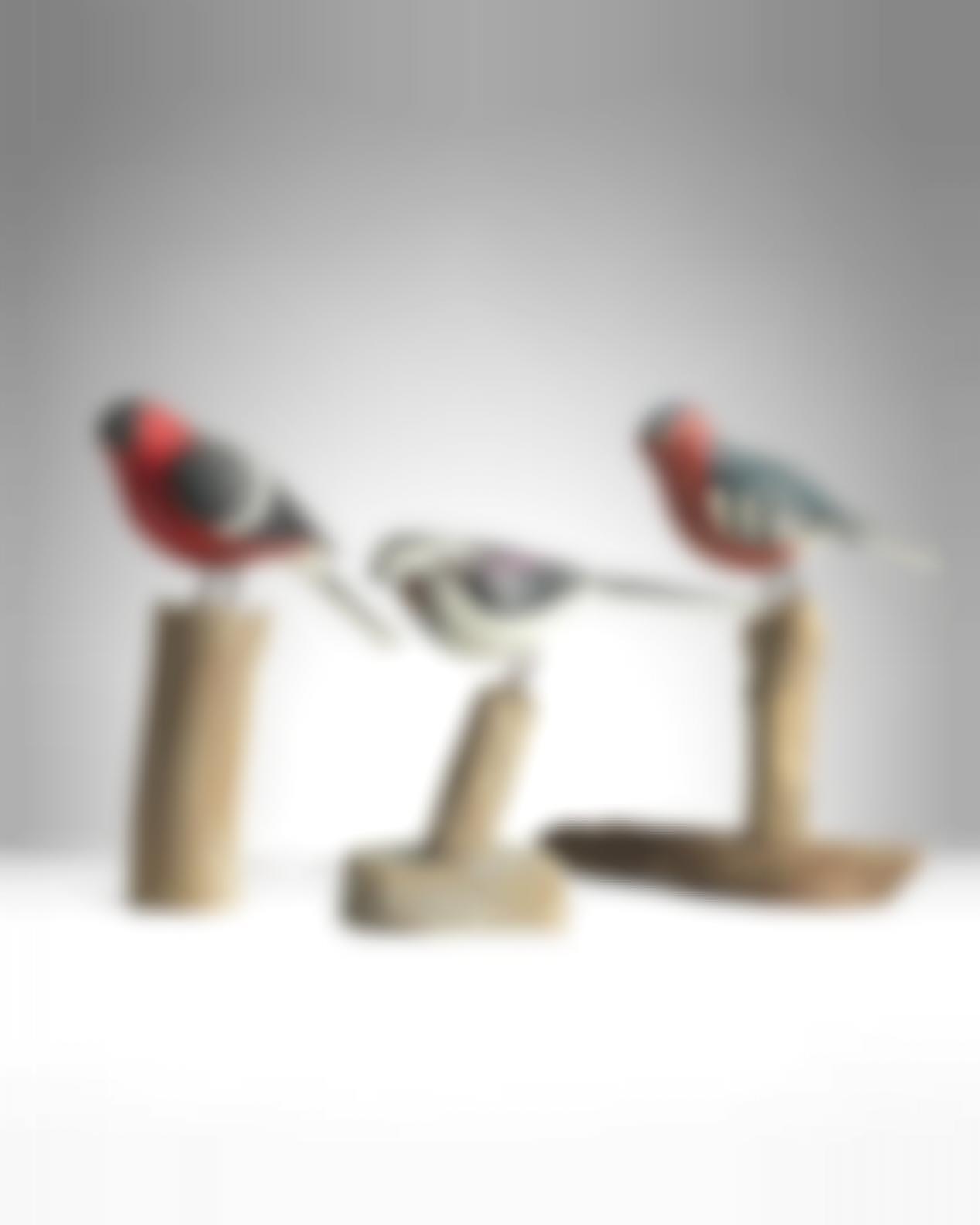 Guy Taplin - Wagtail-