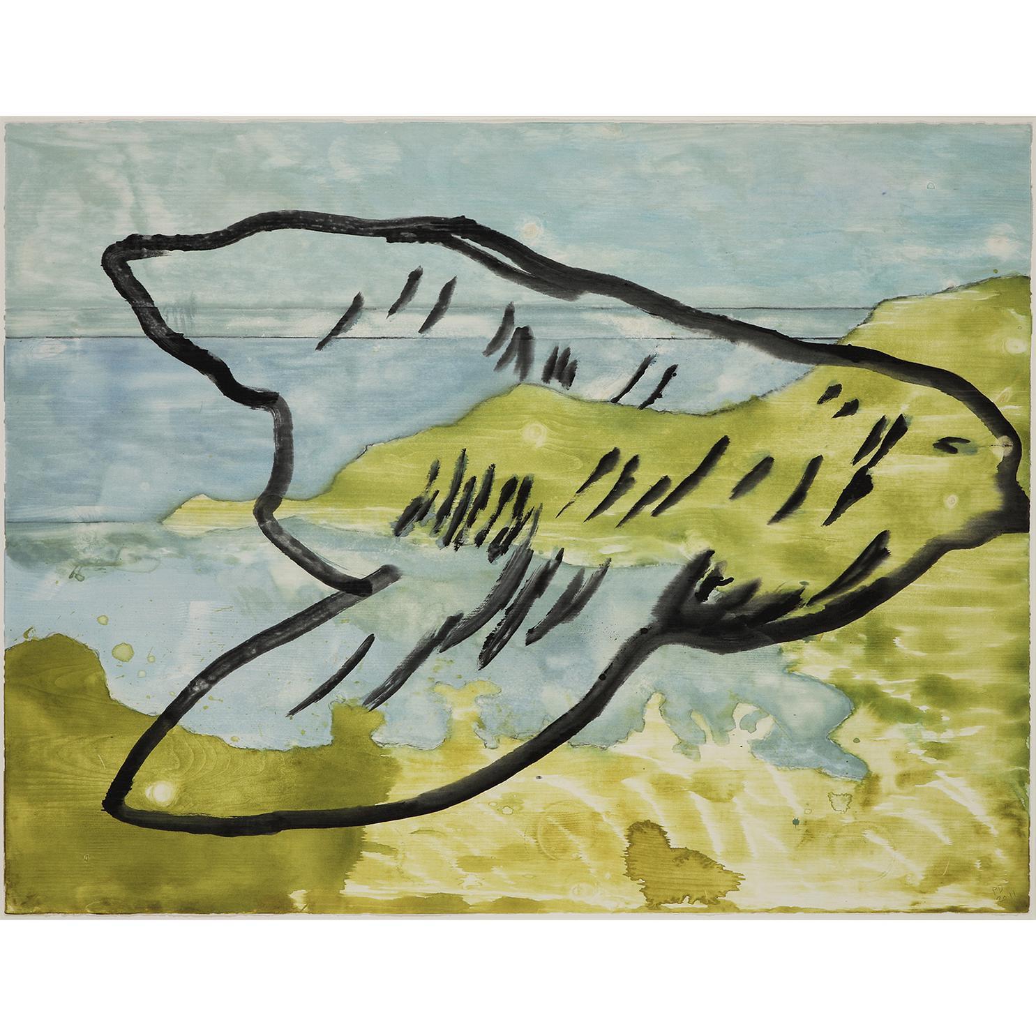 Peter Doig - Sans Titre-2011