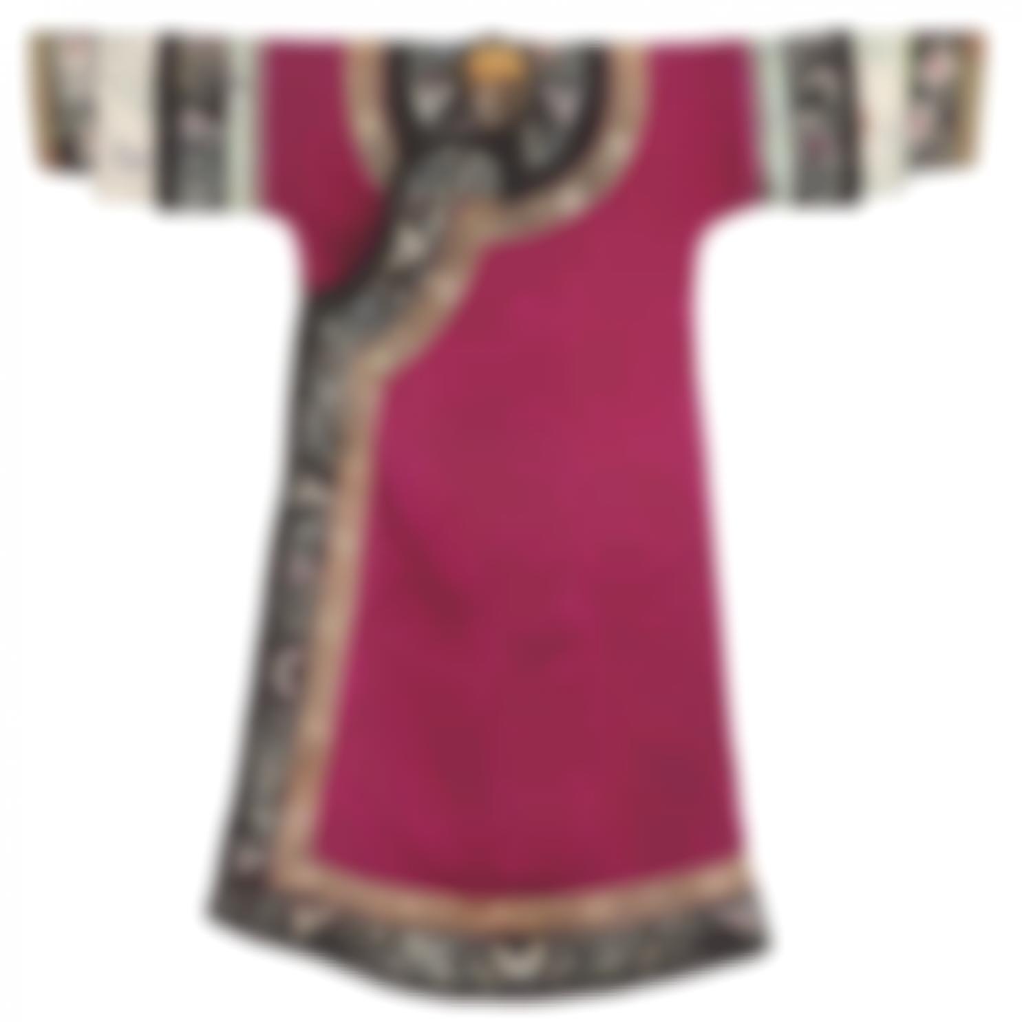Robe Informelle Bianfu De Type Chenyi-