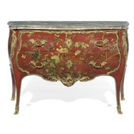 Commode Sauteuse-1900