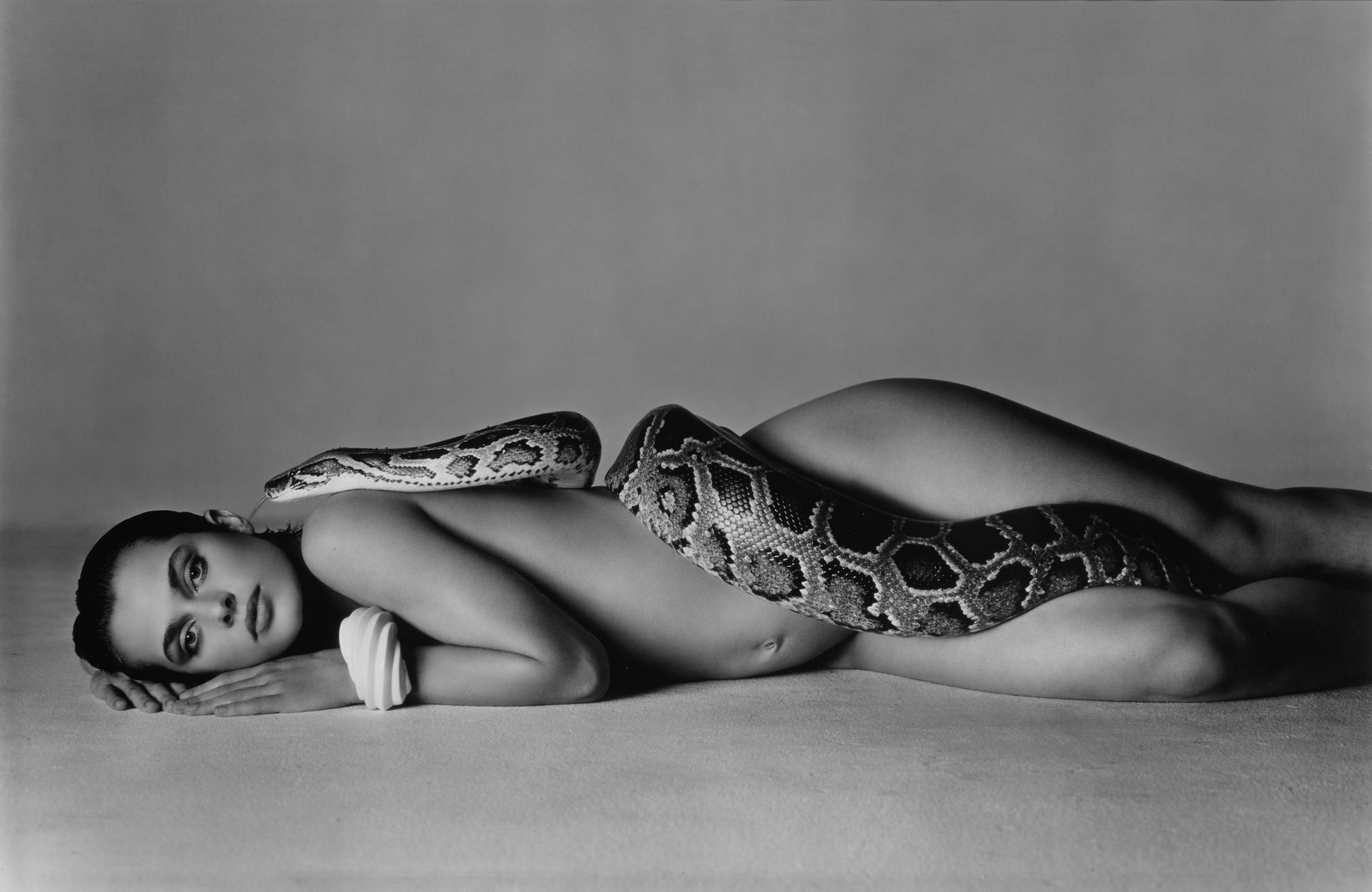 Richard Avedon-Nastassja Kinski And The Serpent, Los Angeles, California-1981