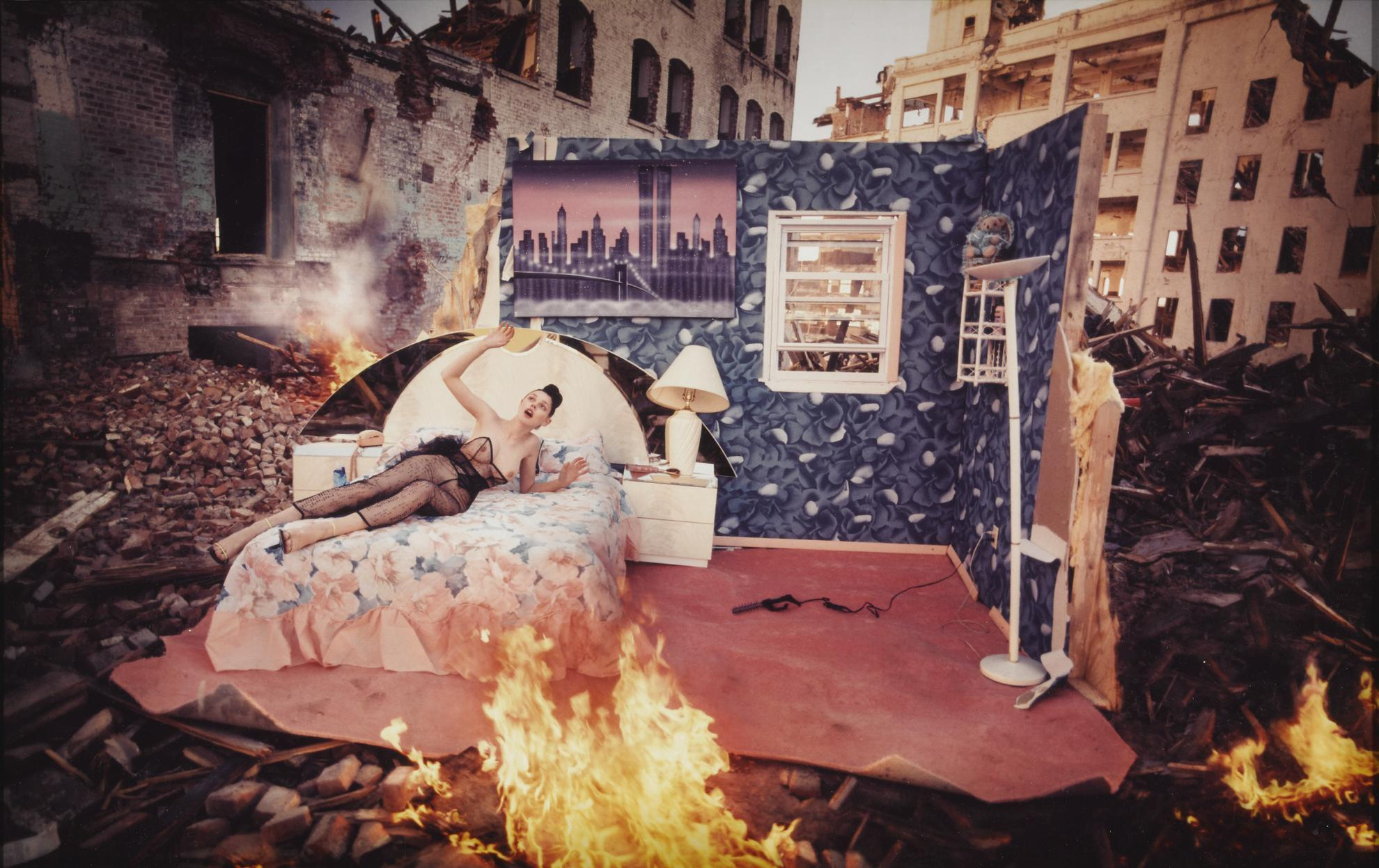 David LaChapelle-The Morning After, New York-1999