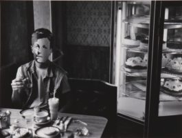David Wojnarowicz-Rimbaud In New York (In Diner)-1978
