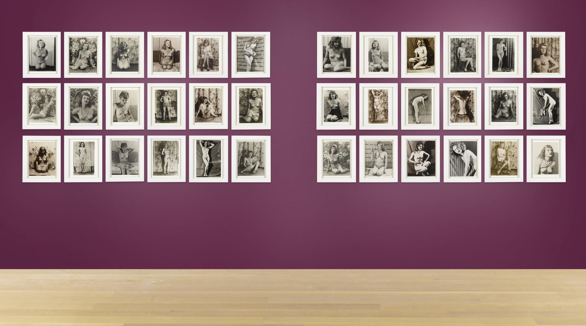 Eugene Von Bruenchenhein - Selected Portraits Of Marie-1945
