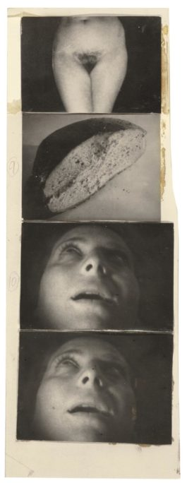 Stefan Themerson - Enlarged Film Stills From Europa-1932