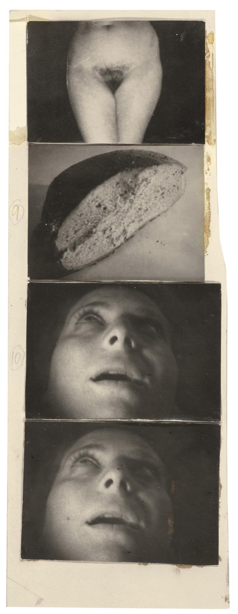 Stefan Themerson - Enlarged Film Stills From Europa-1932