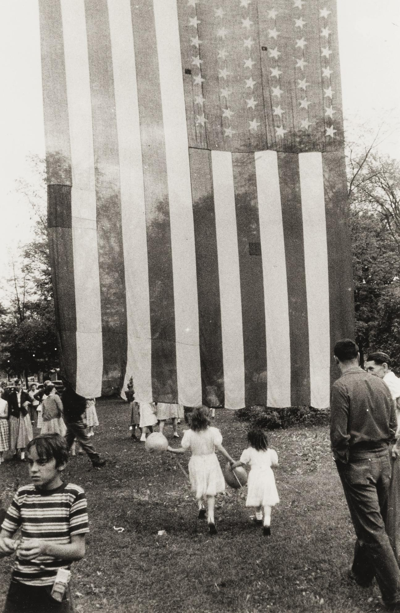 Robert Frank-Jay N. Y. (Fourth Of July)-1954