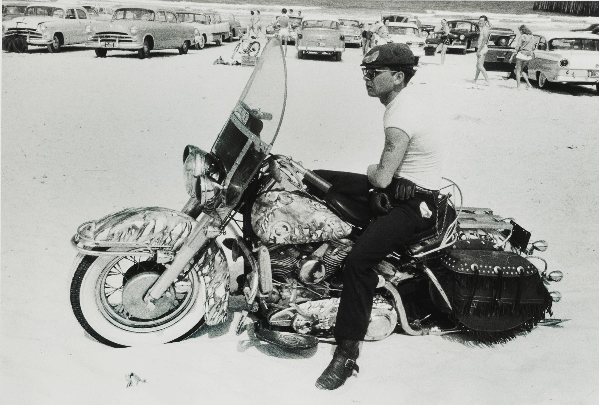 Robert Frank-Daytona Beach-1958