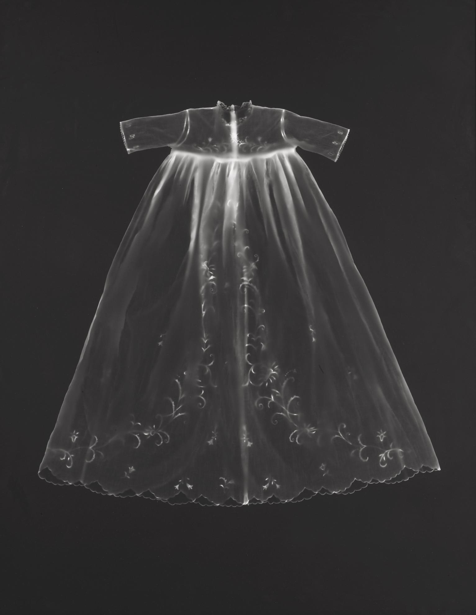Adam Fuss-From The Series My Ghost (Dress)-1999