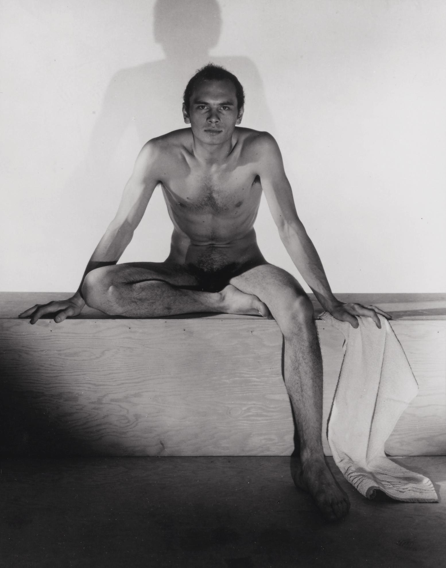 George Platt Lynes-Selected Images Of Yul Brynner-1942