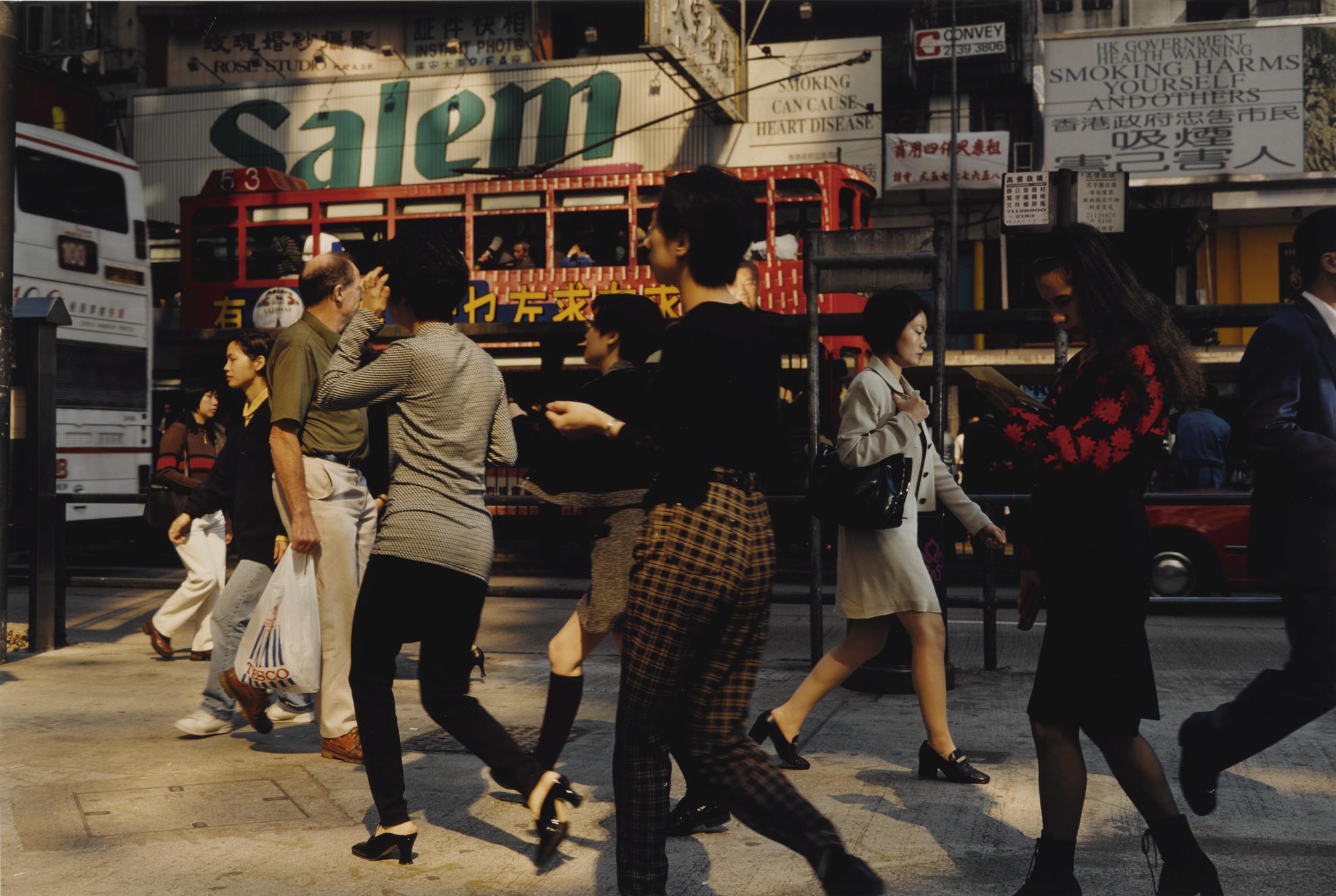 Philip-Lorca diCorcia-Hong Kong-1996