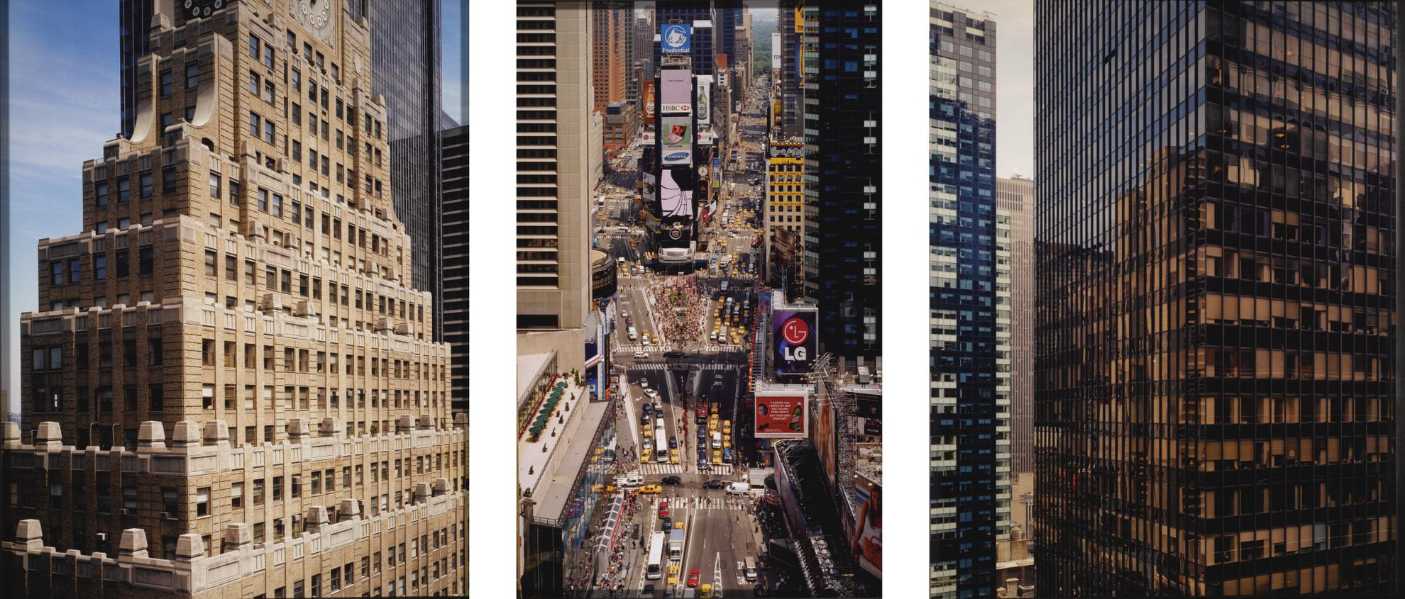 Doug Hall-Times Square-2004