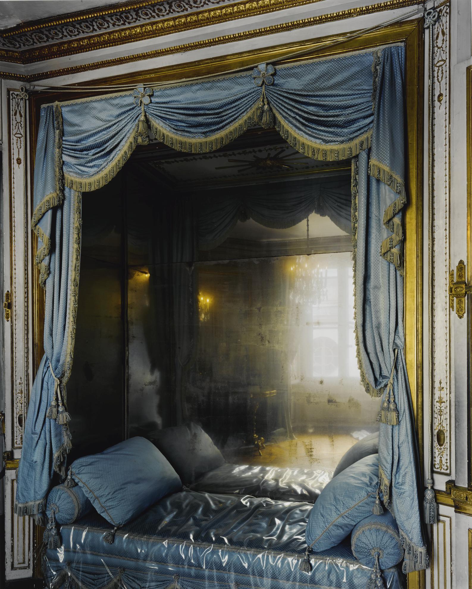 Robert Polidori-La Meridienne, Bed Of Marie-Antoinette, Chateau De Versailles-2007