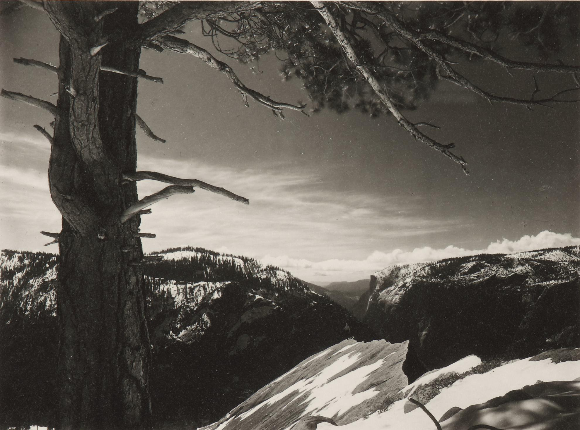 Ansel Adams-Parmelian Prints Of The High Sierras-
