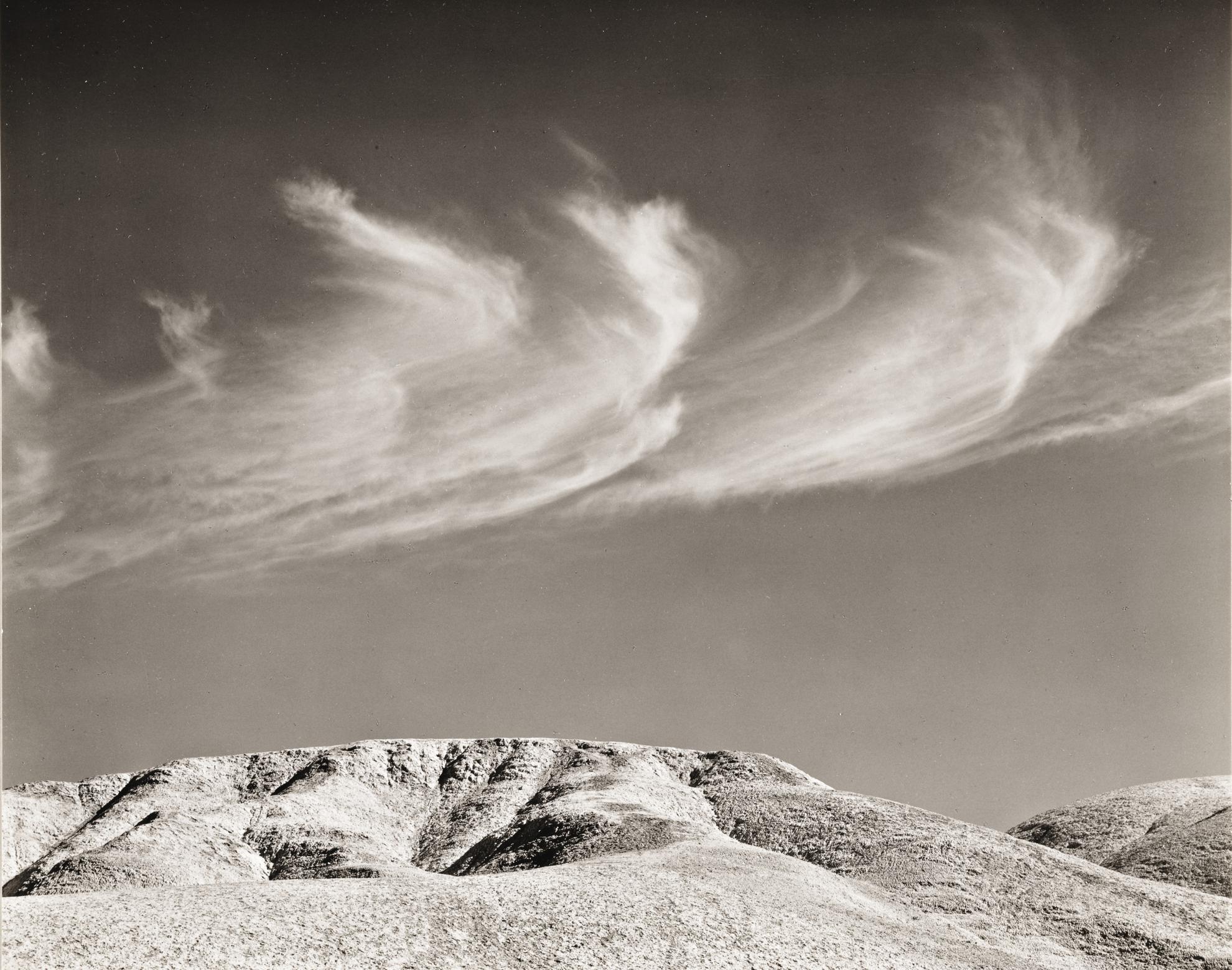 Edward Weston-Texas Springs Death Valley-1938