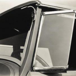 Brett Weston-Untitled (Truck Window, Deluxe U. S. Company, San Francisco)