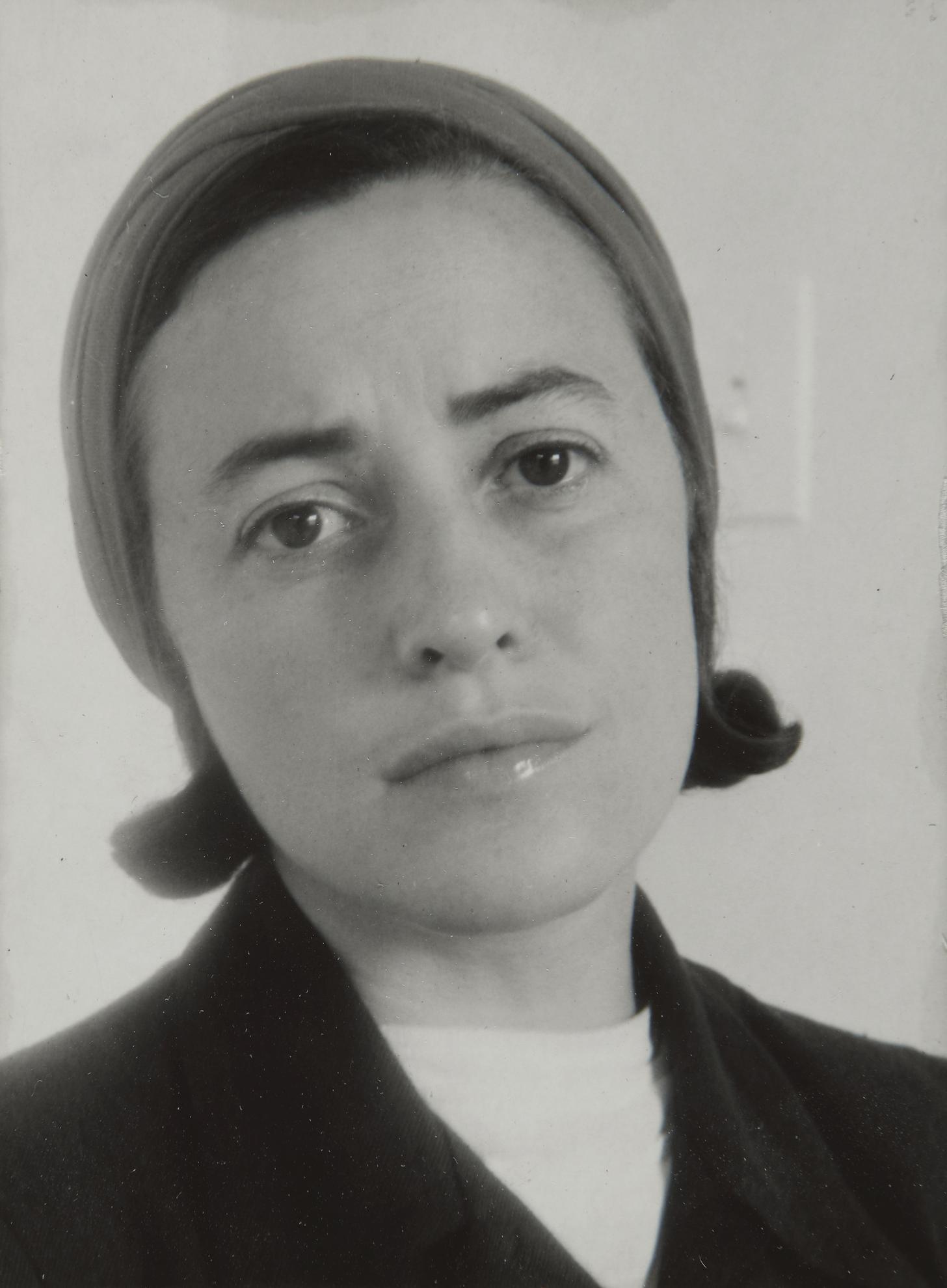 Alfred Stieglitz-Portrait Of Dorothy Norman-1930