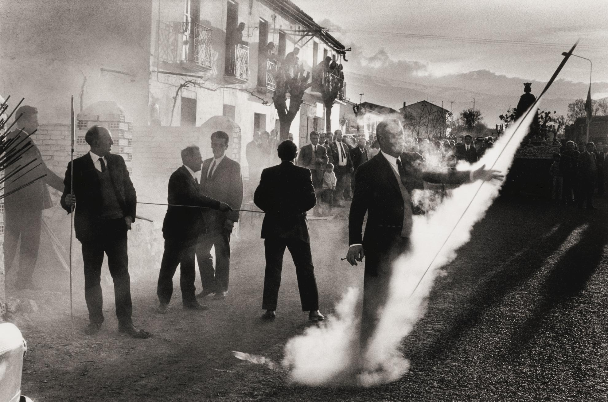 Josef Koudelka-Guadix, Andalucia, Spain-1971
