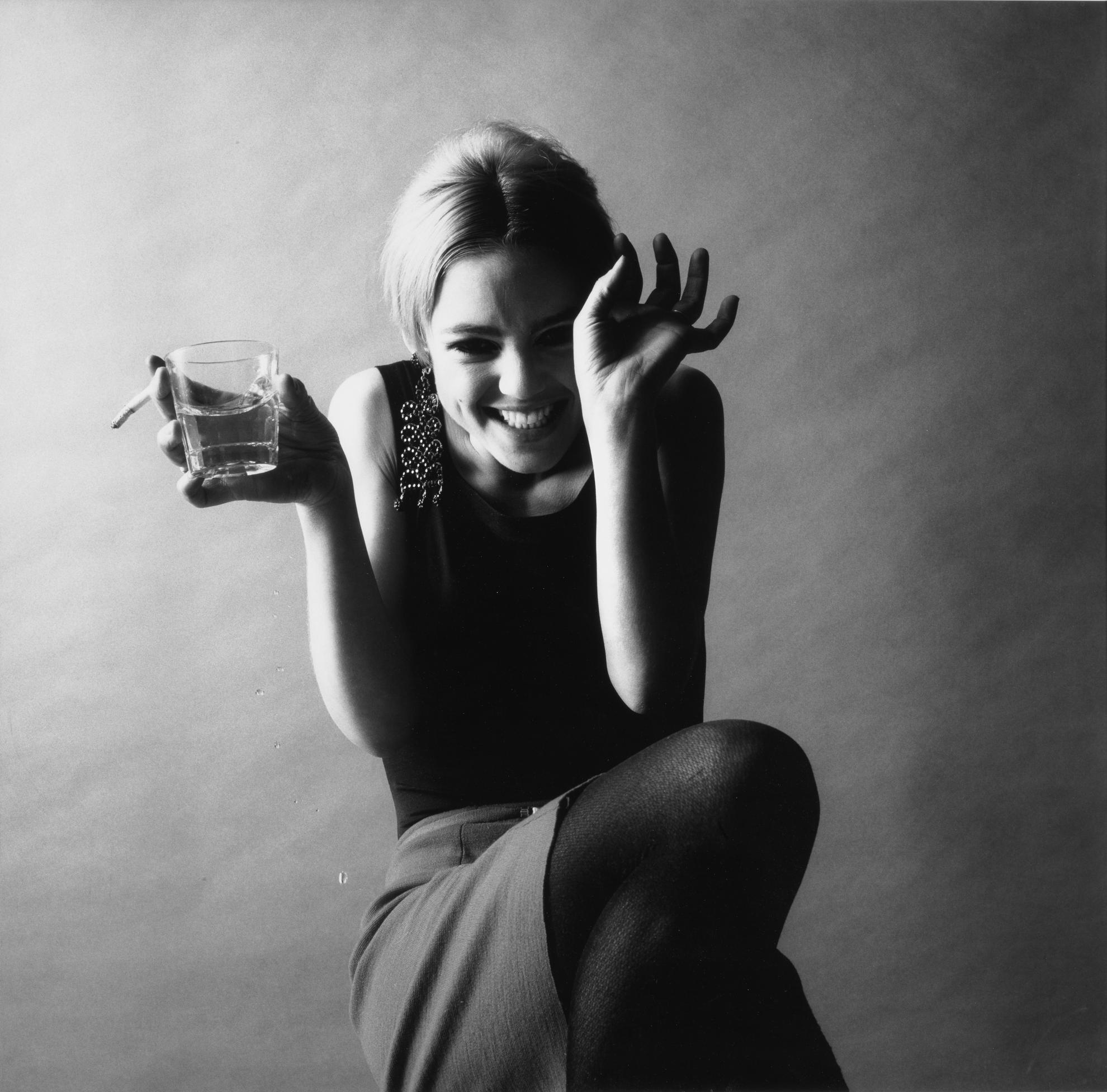 Jerry Schatzberg-Edie Sedgwick Super Star-1966