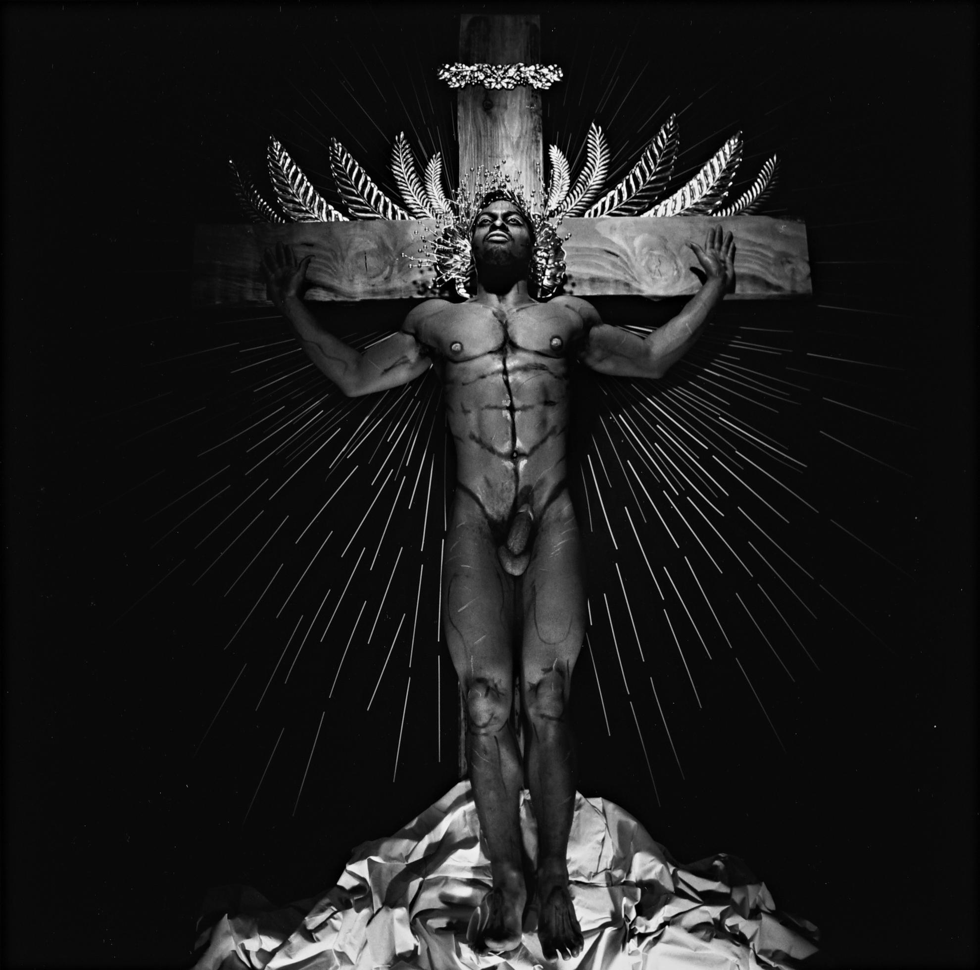 Steven Arnold - Black Jesus-1988