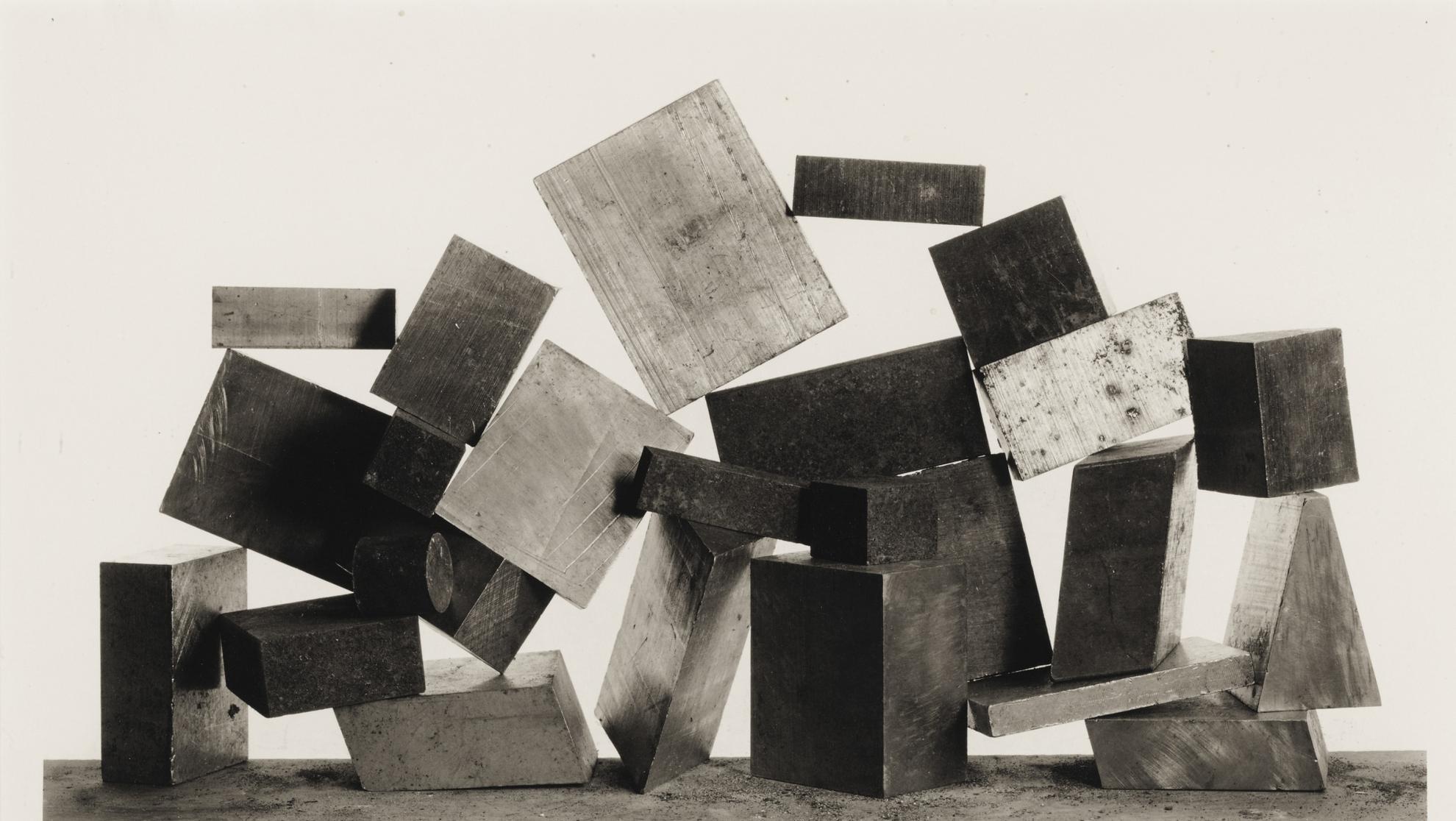 Irving Penn-Collapse-1980