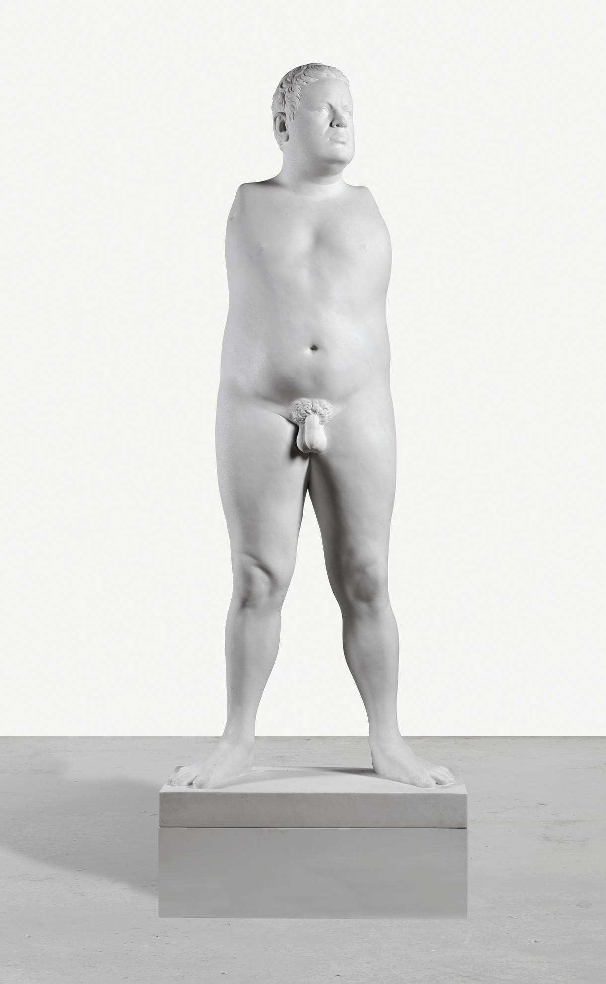 Marc Quinn-Tom Yendell-2000