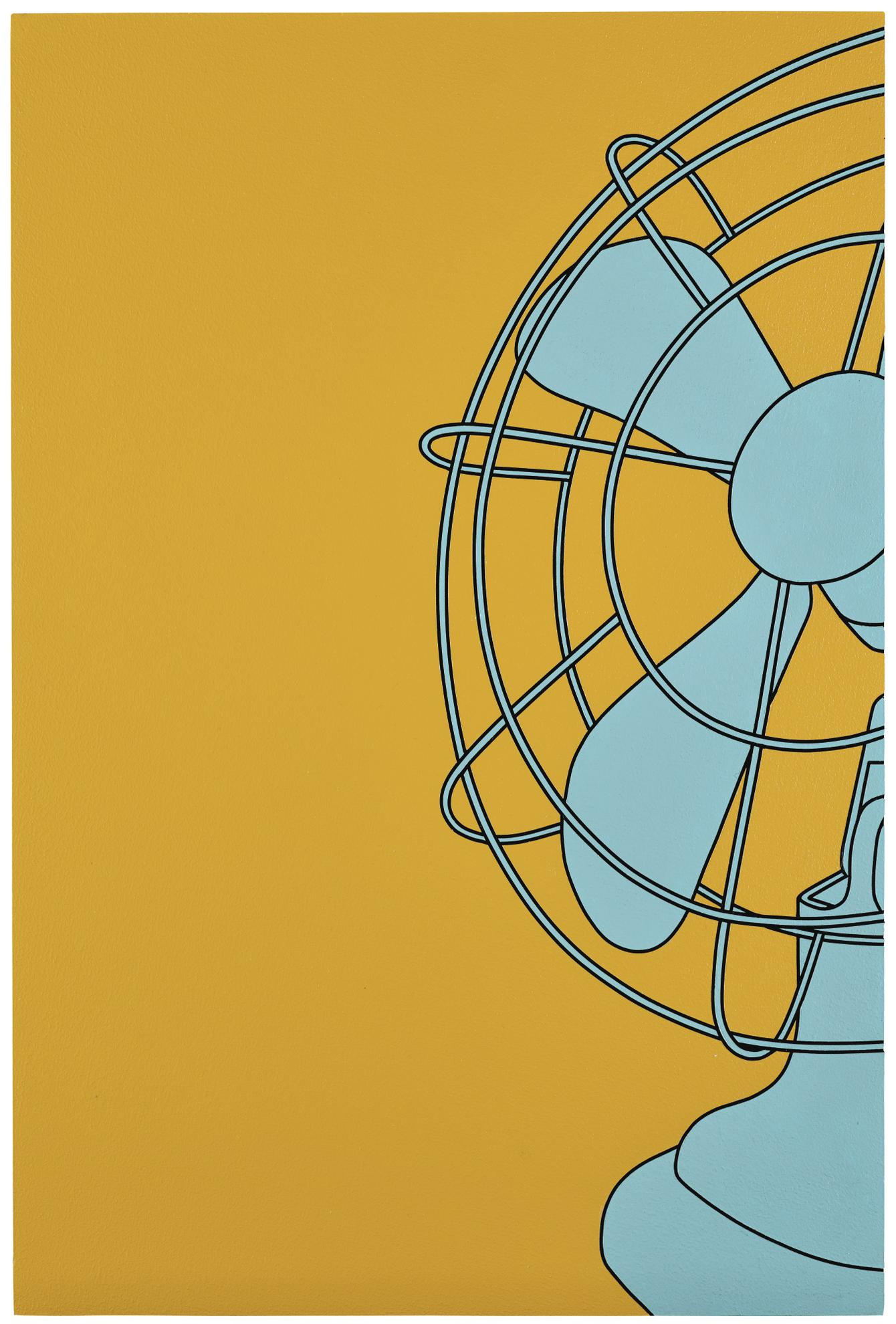 Michael Craig-Martin-Fan-1993