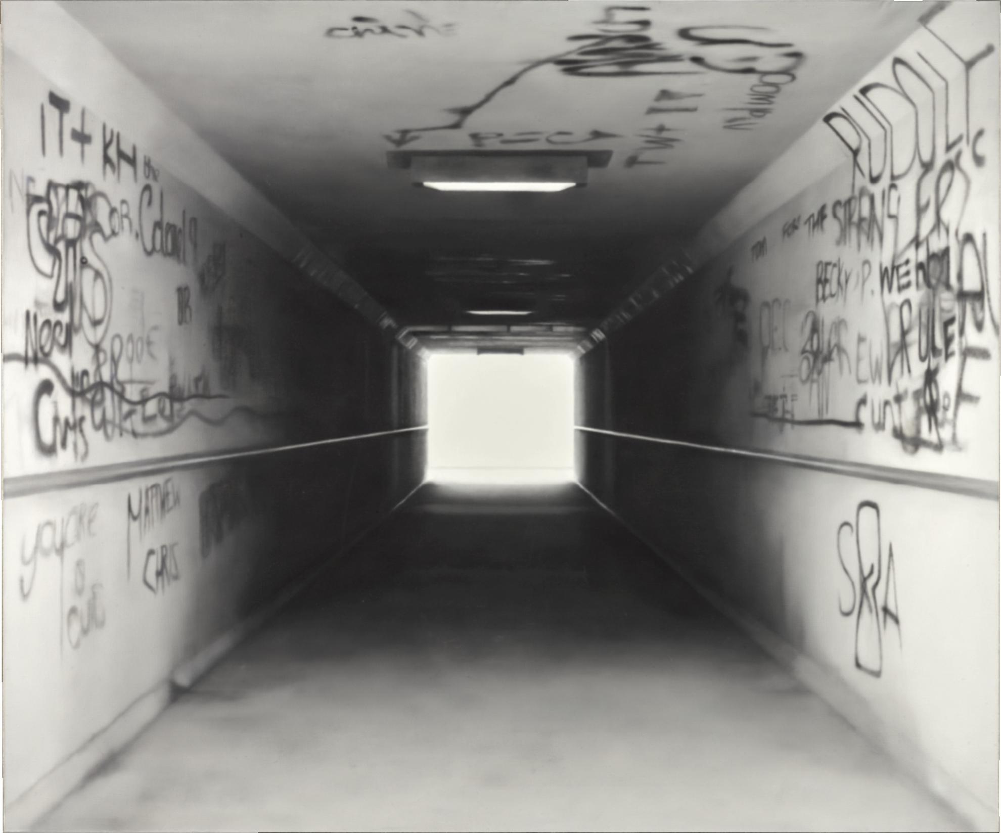 Paul Winstanley-Walkway II-1995