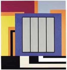 Peter Halley-Breakdown-1997