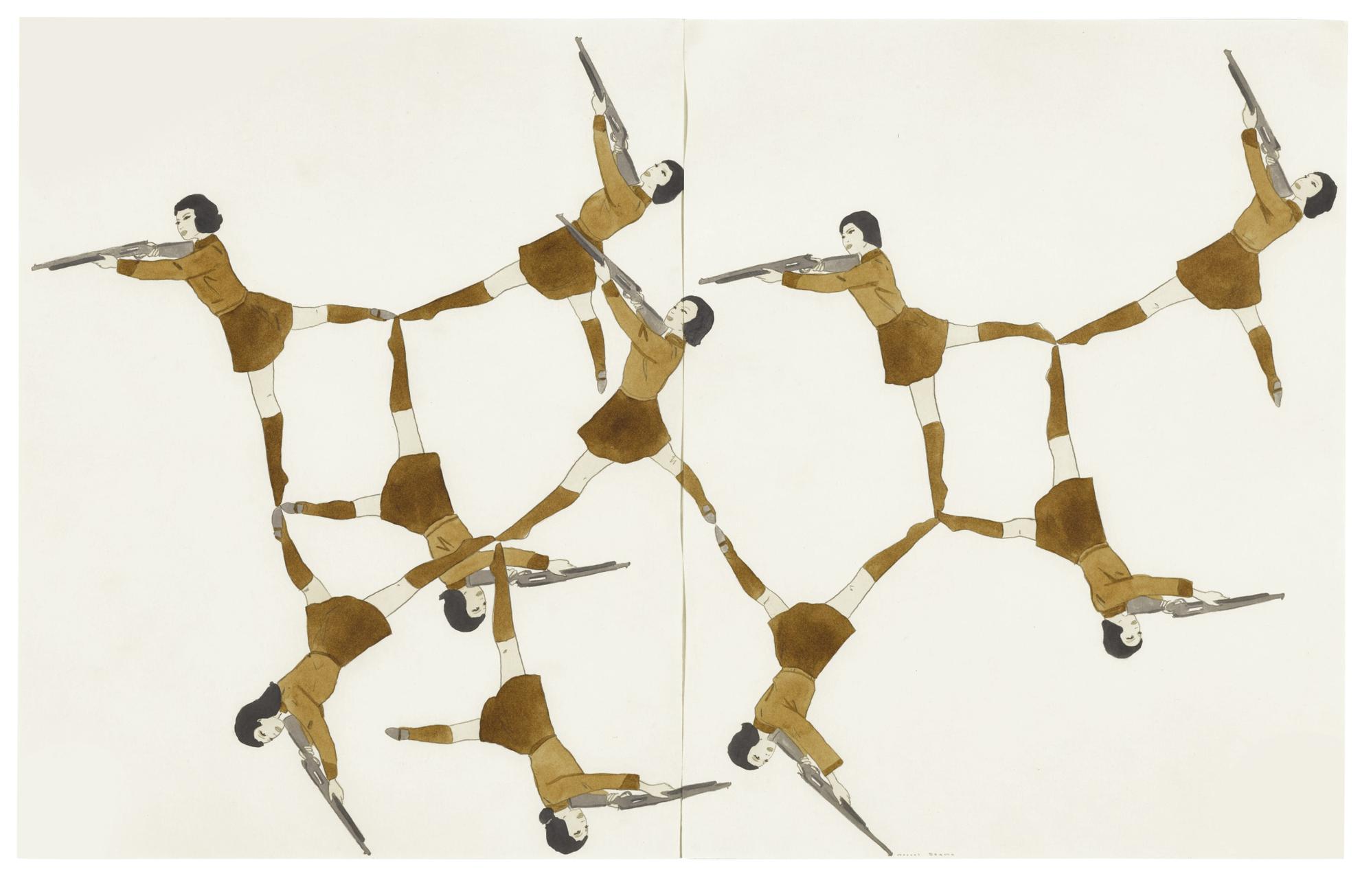 Marcel Dzama-Counterpoints-2007