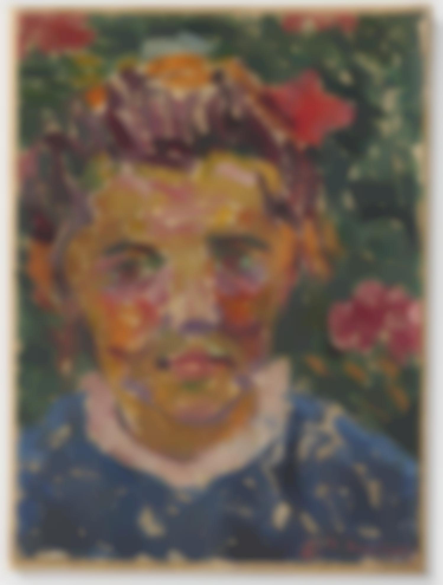 Umberto Boccioni-Testa Di Bambina-1911