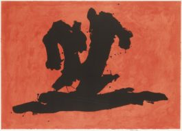 Robert Motherwell-Wave (Walker Art Center 475)-1989