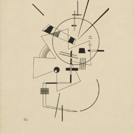 Wassily Kandinsky-Lithographie No. II (Roethel 186)-1925