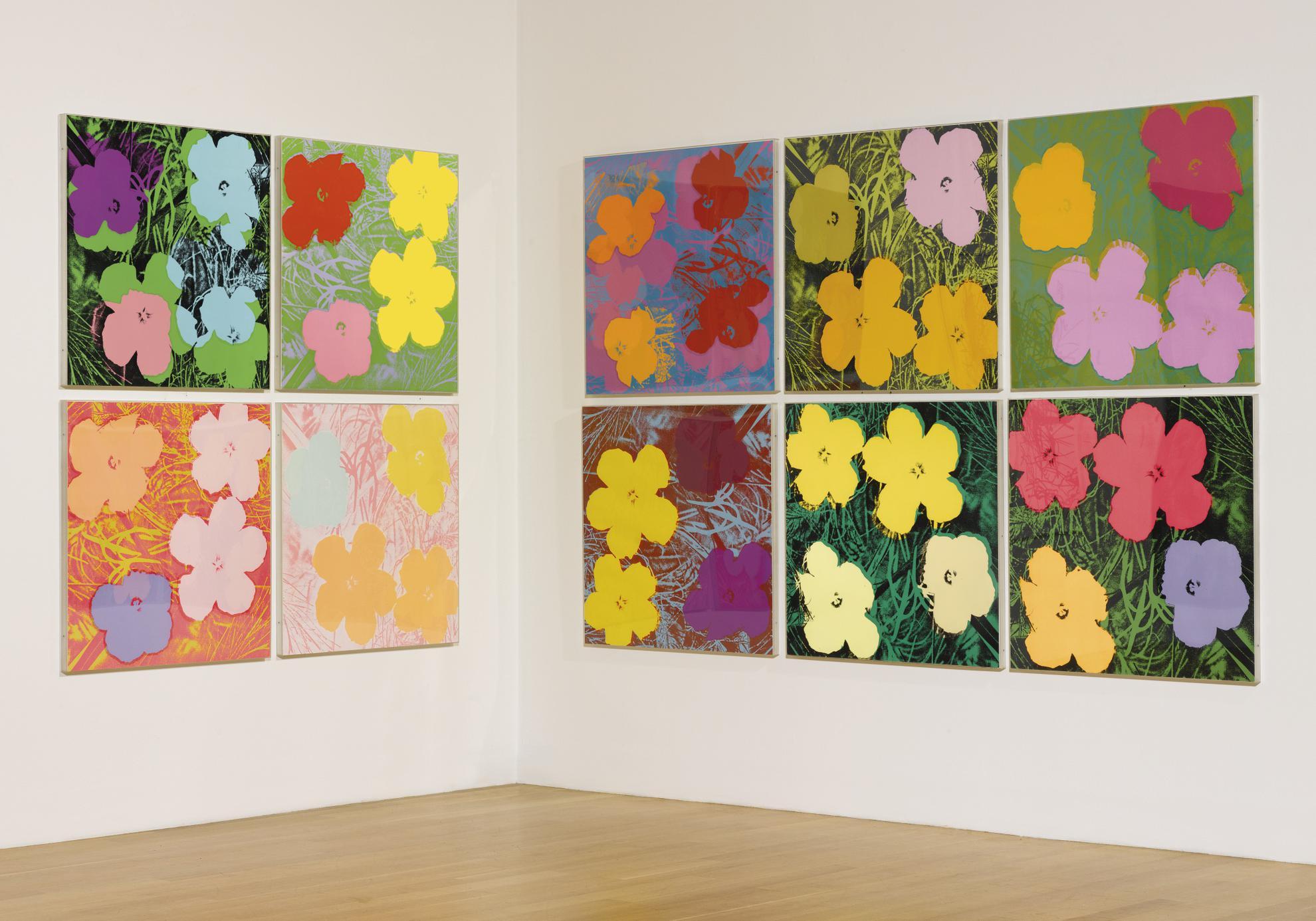 Andy Warhol-Flowers (F. & S. II.64-73)-1970