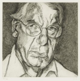 Lucian Freud-The New Yorker (F. 84)-2006