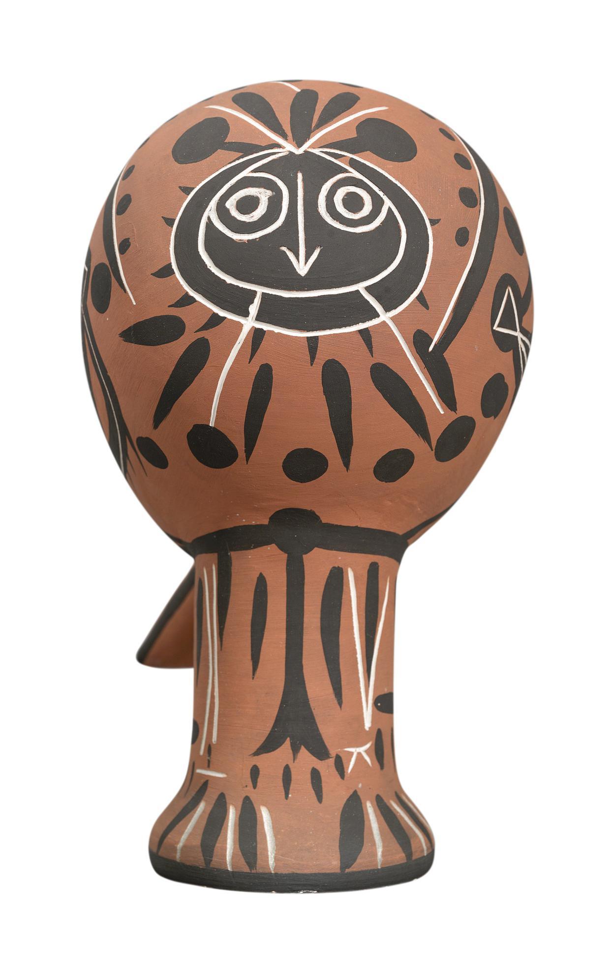 Pablo Picasso-Hibou (A.R. 224)-1953