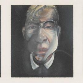 Francis Bacon-Trois Etudes Pour Un Autoportrait (S. 15)-1981