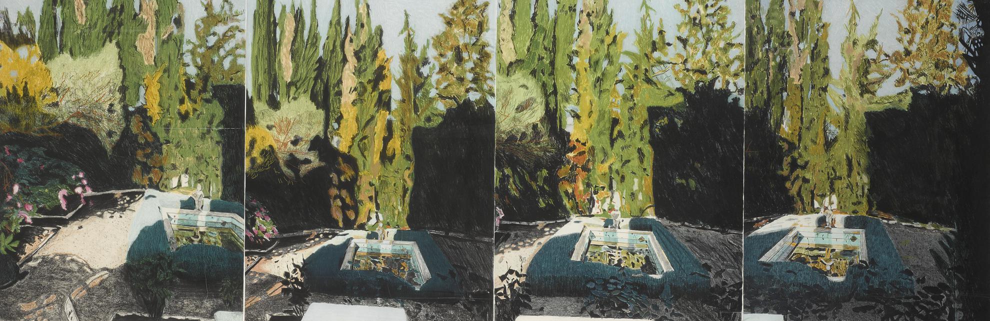 Jennifer Bartlett-Shadow (Orlando Museum 12)-1984