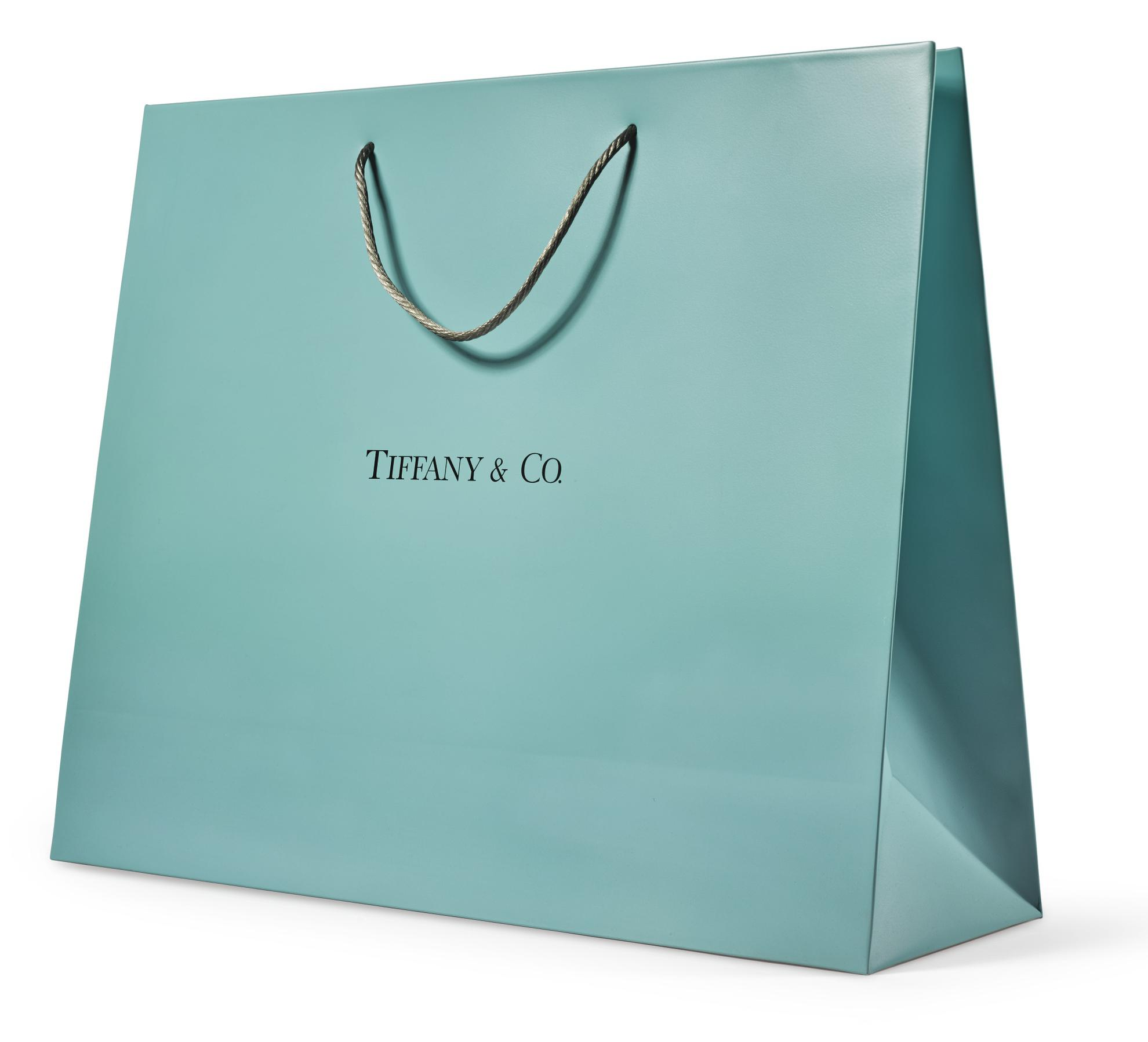 Jonathan Seliger-The Wedding Present (Tiffany & Co. Shopping Bag)-2005