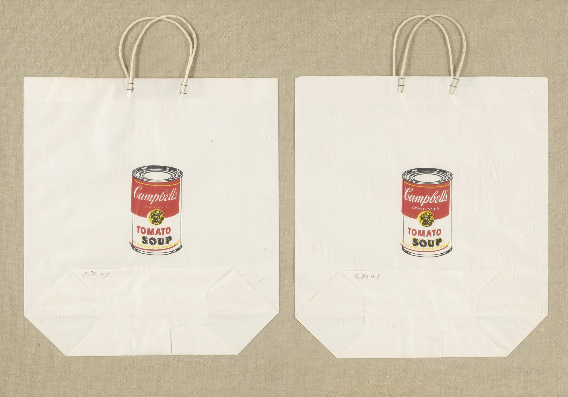 Andy Warhol-Campbells Soup Can (Tomato) (F. & S. II.4)-1964