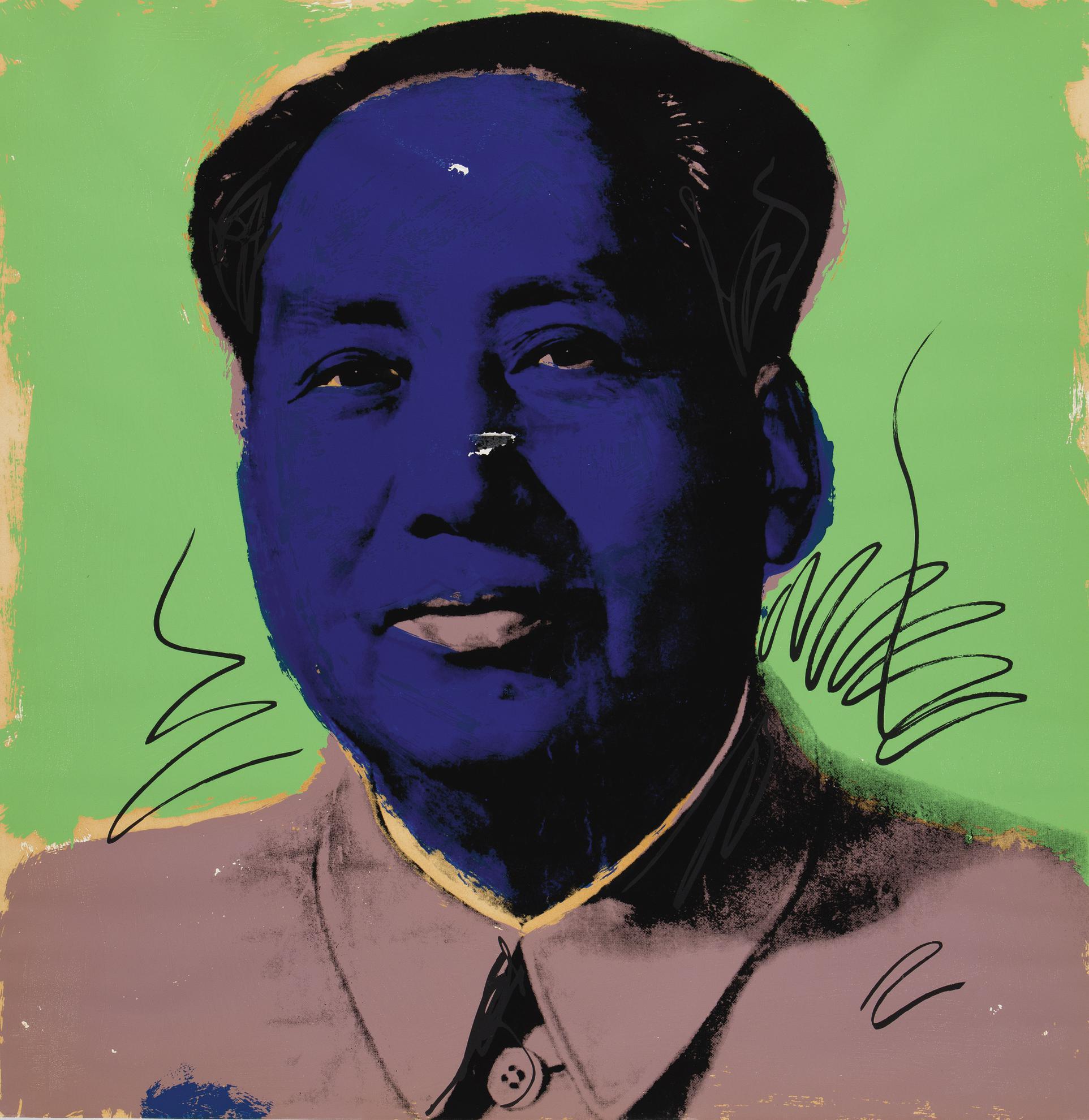Andy Warhol-Mao (F. & S. II.90)-1972
