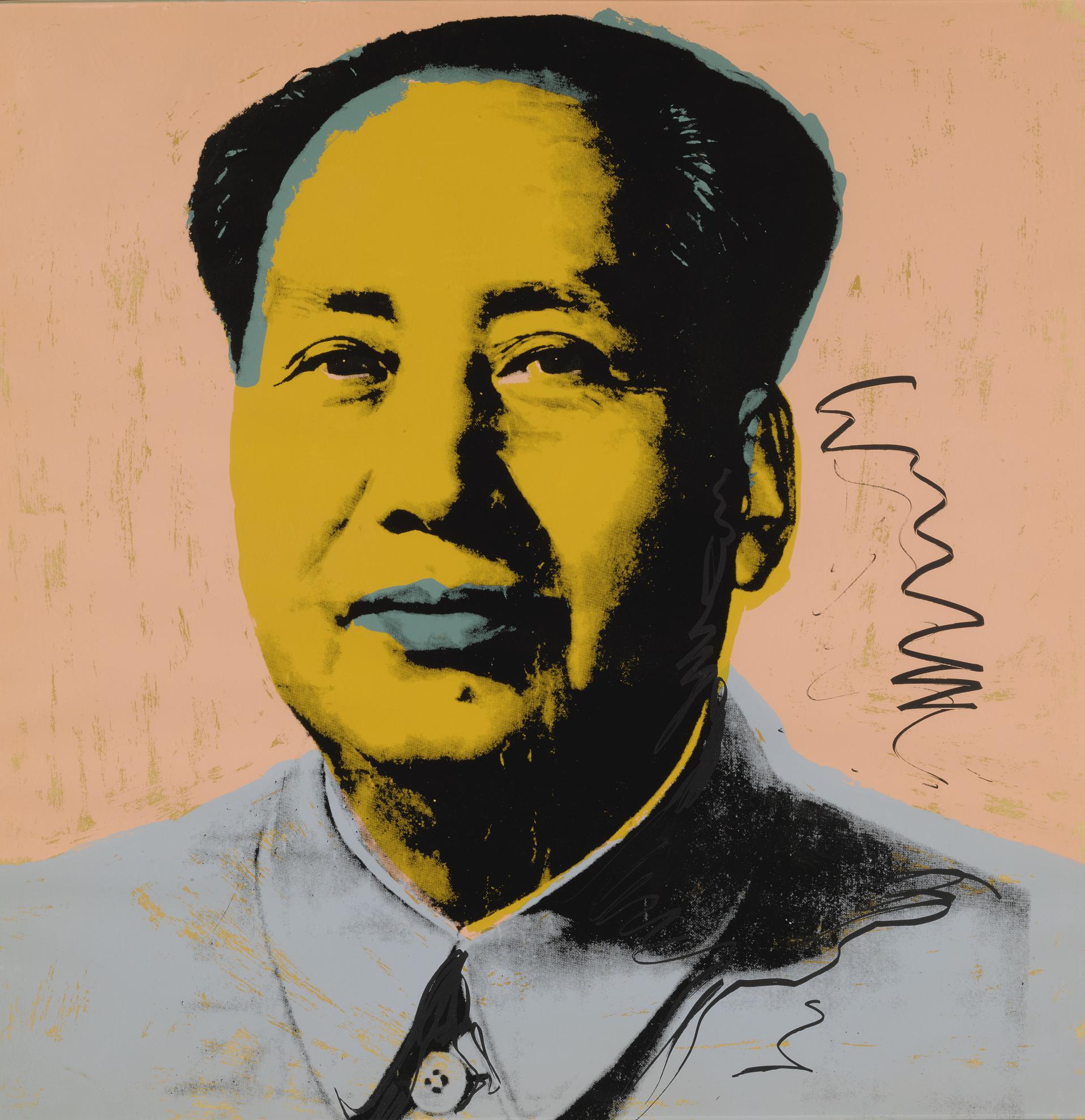 Andy Warhol-Mao (F. & S. II.92)-1972