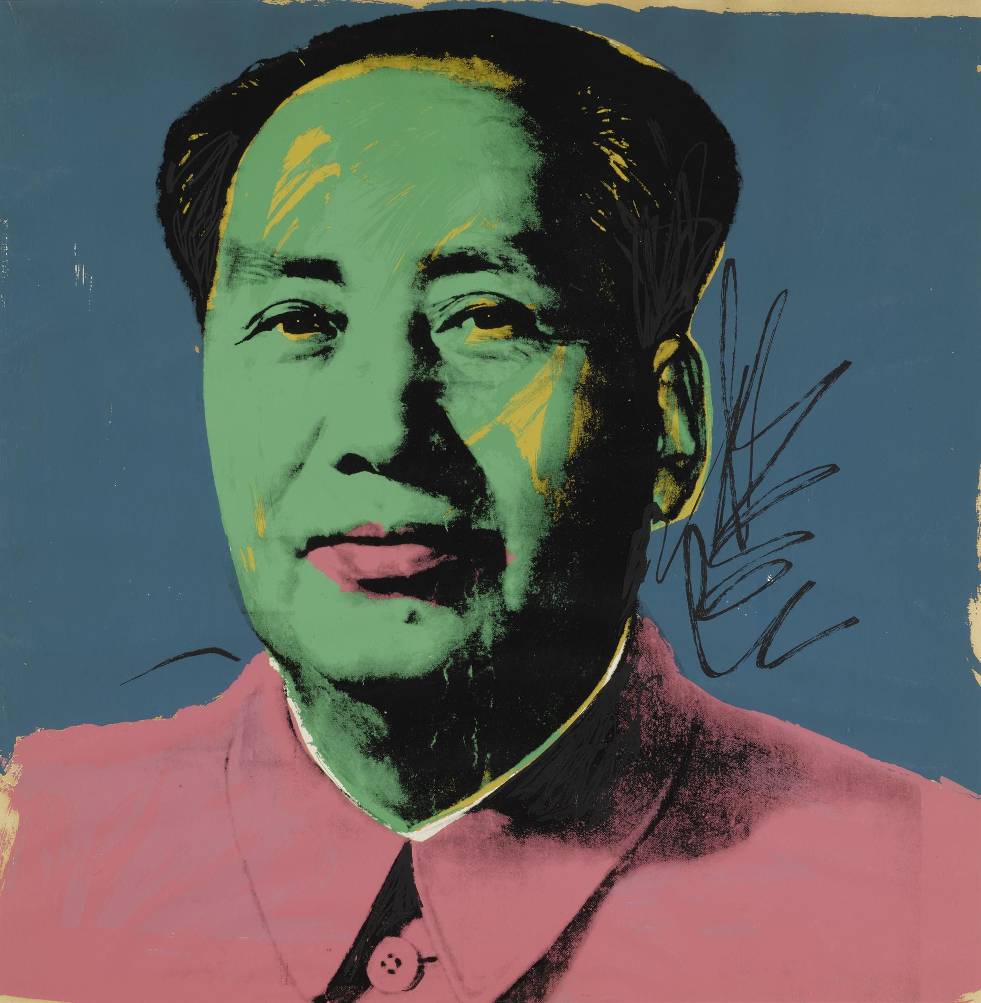 Andy Warhol-Mao (F. & S. II.93)-1972