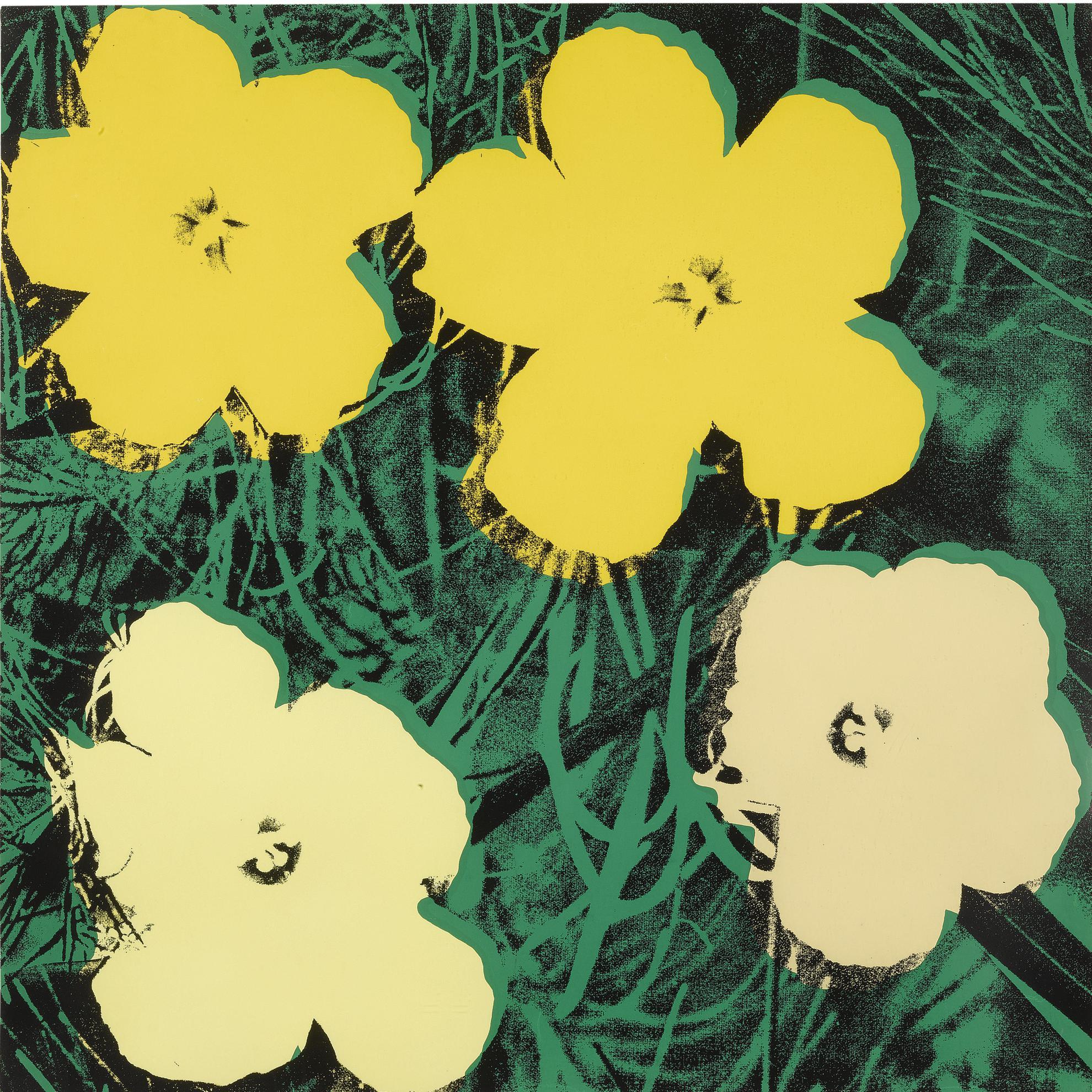 Andy Warhol-Flowers (F. & S. II.72)-1970