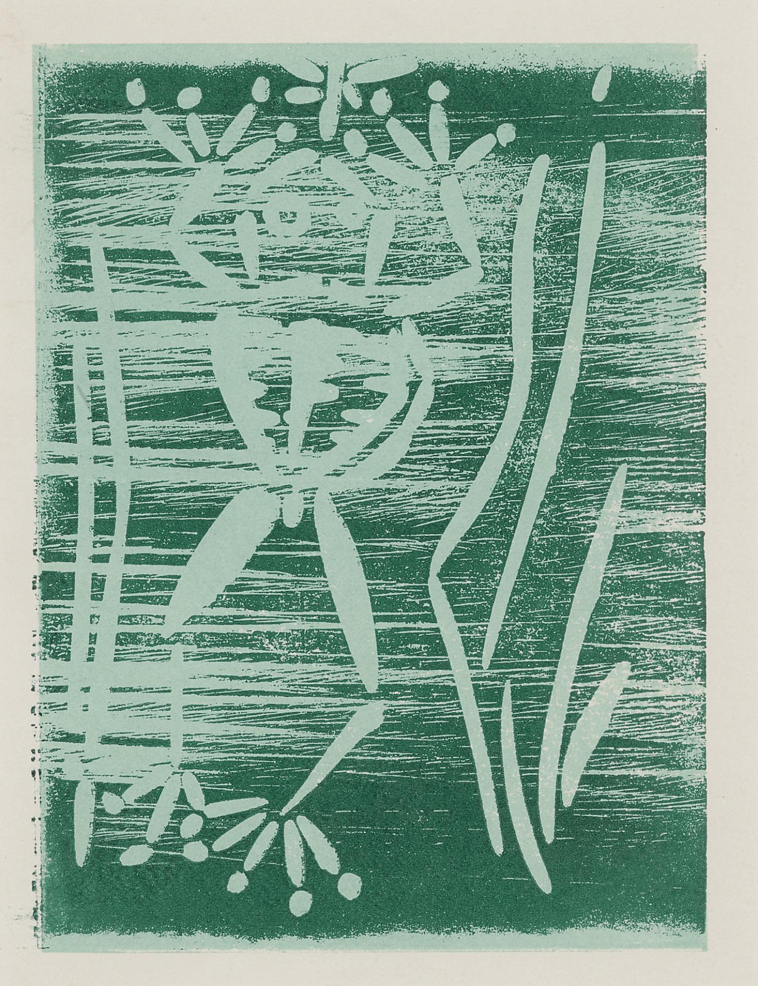 Pablo Picasso-Grenouille (Ba. 1215)-1959